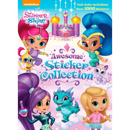 Shimmer and Shine Awesome Sticker Collection (Shimmer and Shine)