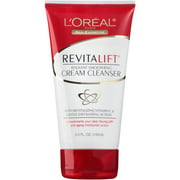 L'Oreal RevitaLift Radiant Smoothing Cream Cleanser, 5 fl oz