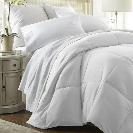 Noble Linens Super Plush Goose Down Alternative Comforter - Twin