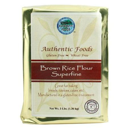 Authentic Foods Authentic Foods Flour, 3 lb - Walmart.com