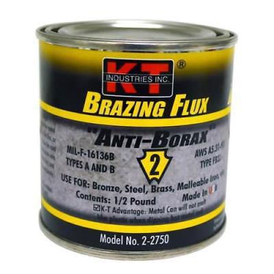 K T Industries Brazing Flux by