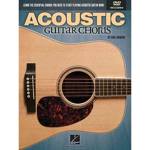 Acoustic Guitar Chords: Learn the Essential Chords You Need to Start Playing Acoustic... by