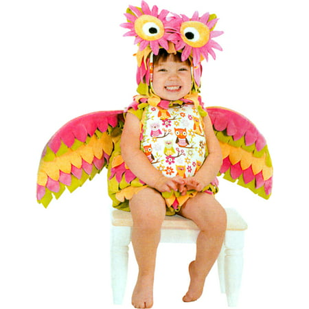 Morris costumes PP4229XS Hootie The Owl Child Xs 4