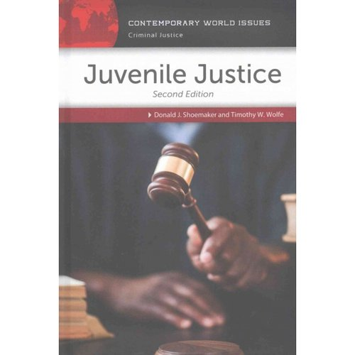 Juvenile Justice : A Reference Handbook