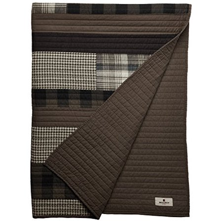 Winter Plains Quilted Throw ()