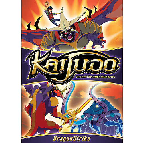 Kaijudo: Rise Of The Duel Masters - Dragonstrike Infernus