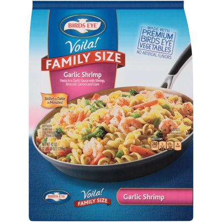 ... Eye Voila! Garlic Shrimp Family Size 42 oz. Pack - Walmart.com