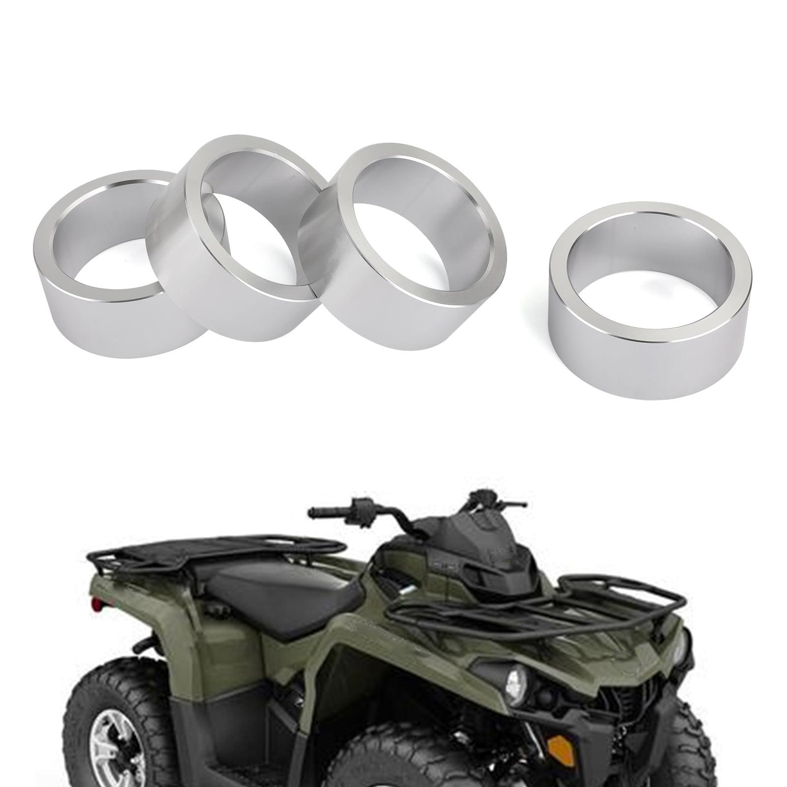 Bruce /& Shark Motorcycle Rise Suspension Lift Spacer Kit for Bom-bardier for CAN-AM Outlander 650 800 ATV Black
