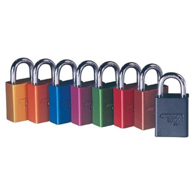 American Lock 045-A1105GRN Green Safety Lock-Out Color Coded Sucur