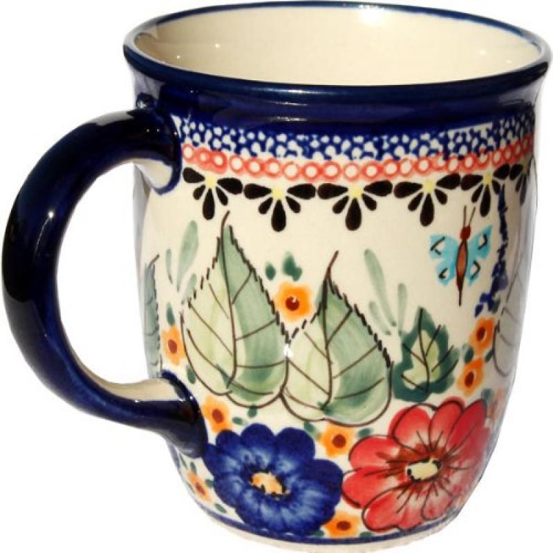 Polish Pottery Teapot from Zaklady Ceramiczne Boleslawiec gu596//du121