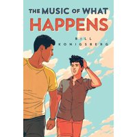 The Music of What Happens (Hardcover)