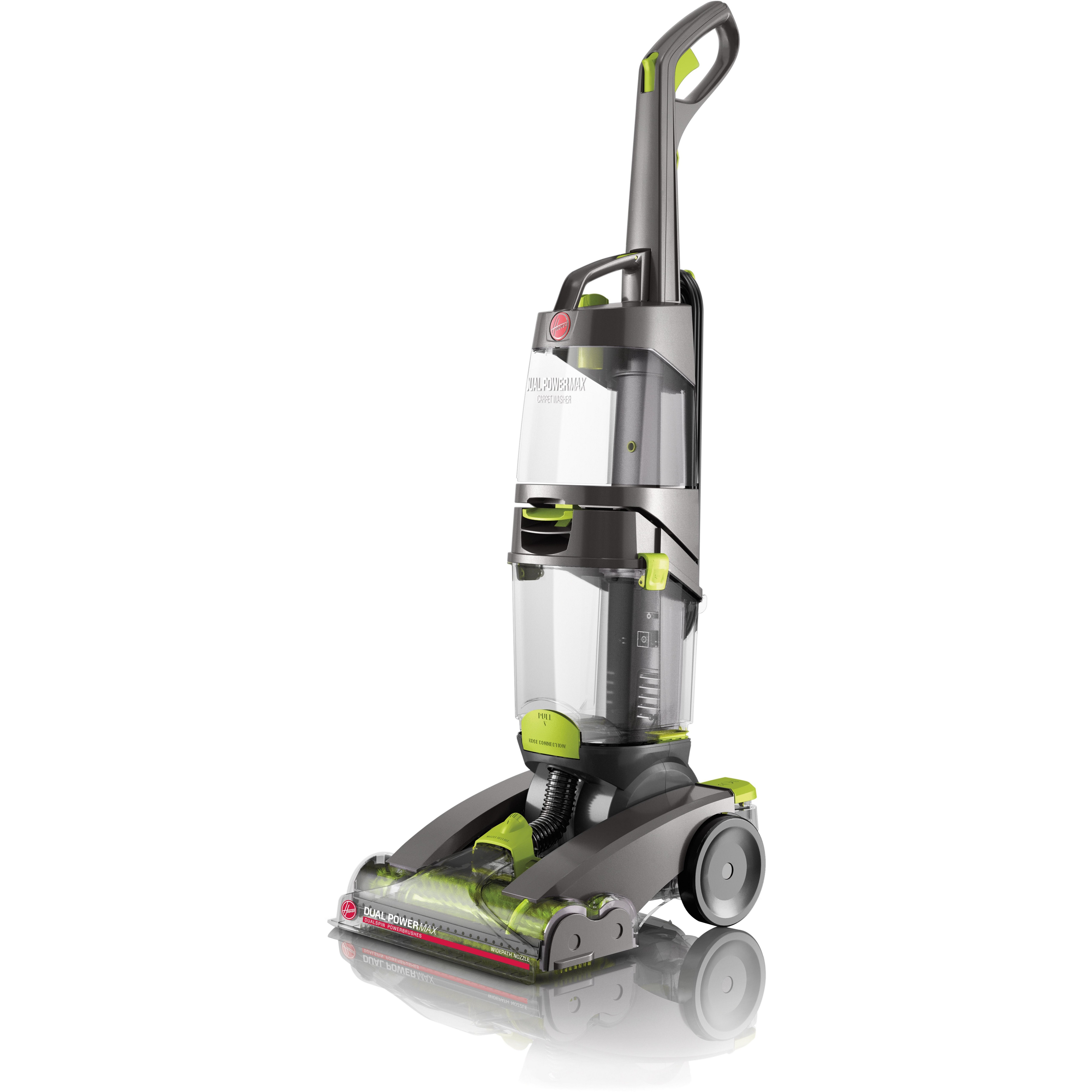Hoover Fh51000 Dual Power Max Upright Carpet Cleaner Walmart Com