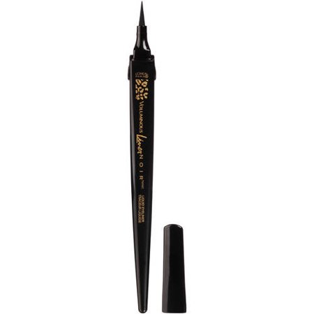 L'Oreal Paris Voluminous Liner Noir Liquid Eyeliner, 300 Blackest ...