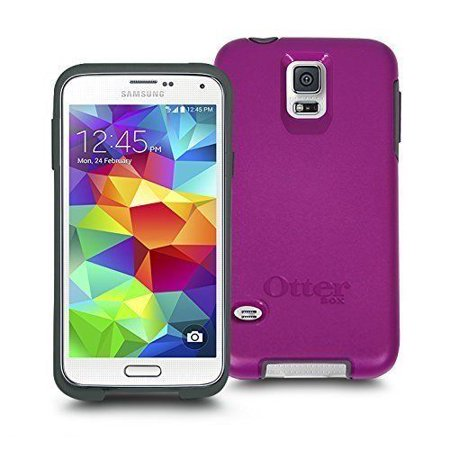 Otterbox SYMMETRY SERIES for Samsung Galaxy S5 - Retail Packaging -  Radiant orchid - image 6 of 6