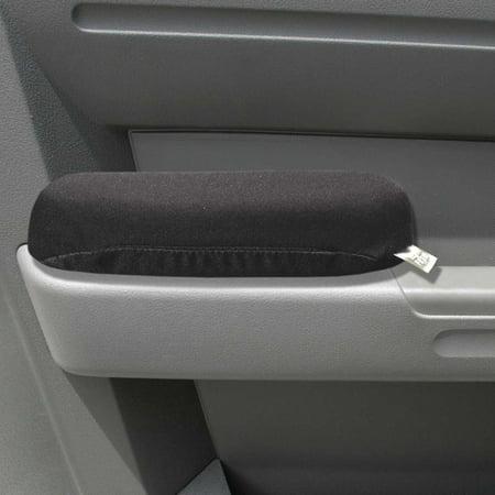Elbow Friend Auto Jumbo Armrest Cushion Pair