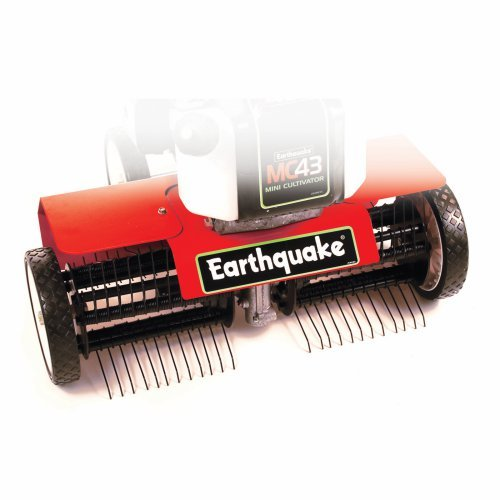 Earthquake Dethatcher Kit for Mini Cultivator