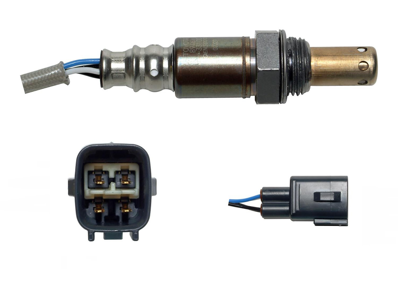Denso Oxygen Sensor 234 9051 2001 Toyota 4runner Fuel Filter Location