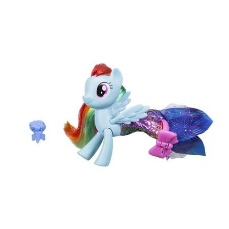 My Little Pony the Movie Rainbow Dash Land & Sea Fashion Styles (Rainbow Dash Firefly)