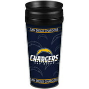 San Diego Chargers Chrome Can Tumbler