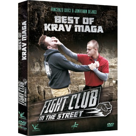 Fight Club In The Street: Best Of Krav Maga (DVD)