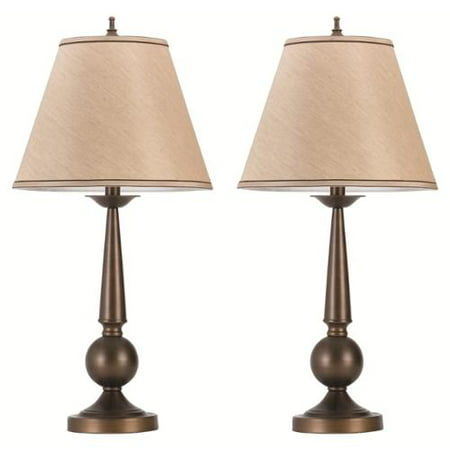 A line furniture alphvale traditional bronze table lamp - Traditional table lamps for bedroom ...