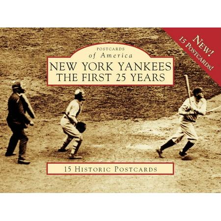 Postcards of America (Looseleaf): The New York Yankees (Yankees American Needle)
