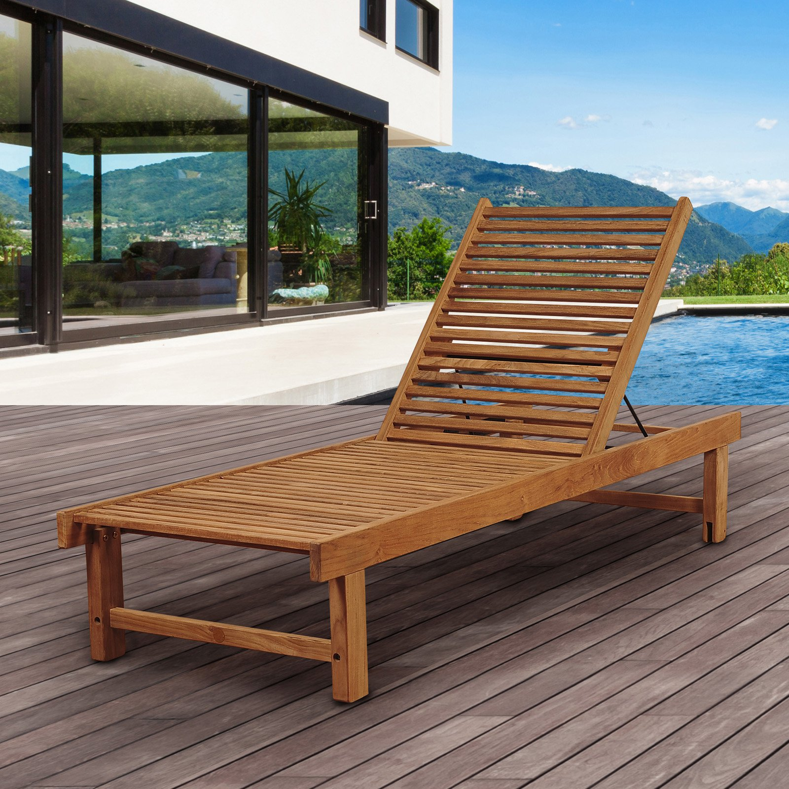 Amazonia Venus Chaise Lounger