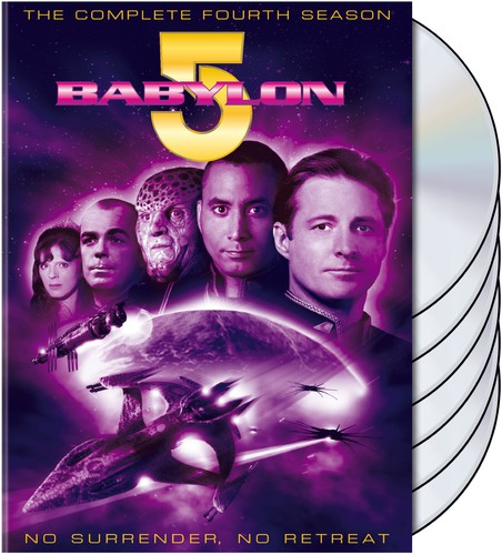 Babylon 5: The Complete Fourth Season by WARNER HOME ENTERTAINMENT