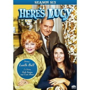 Heres Lucy Season 6 by MPI HOME VIDEO