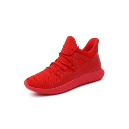 Meigar Mens Running Sneakers Mesh Sport Casual Athletic Shoes