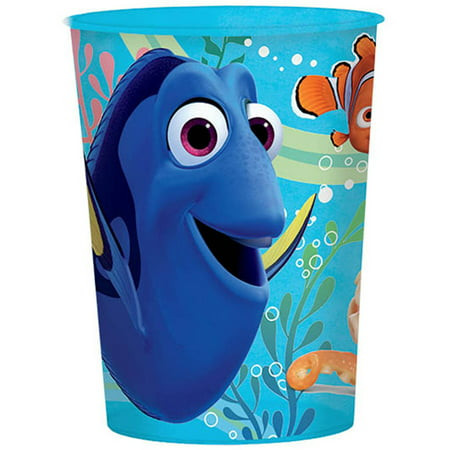 Disney Finding Dory 16-oz Plastic - Finding Nemo Cups