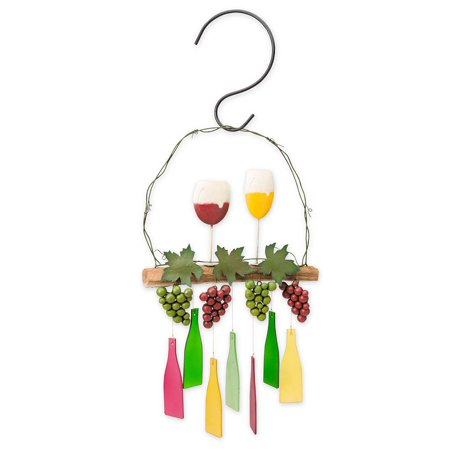 Wine Lovers' Wind Chime, 11