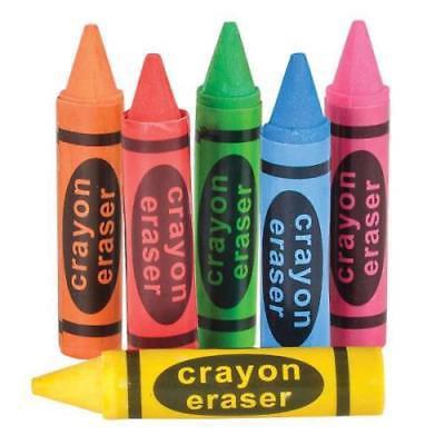 CRAYON ERASERS](Erasers And Crayons)