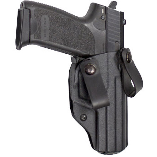 Blade Tech Industries Nano Inside the Waistband Holster, Fits Glock 19 23 32, Right Hand, Black by Blade Tech Industries