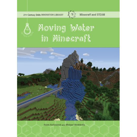 Moving Water in Minecraft