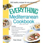 Everything (Cooking): The Everything Mediterranean Cookbook (Paperback)