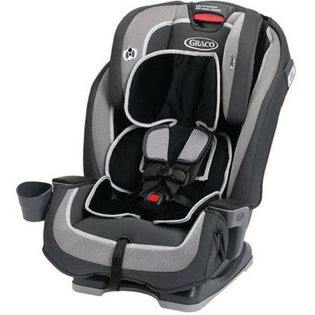 Graco Milestone All-in-One Car Seat, Kline - Walmart.com