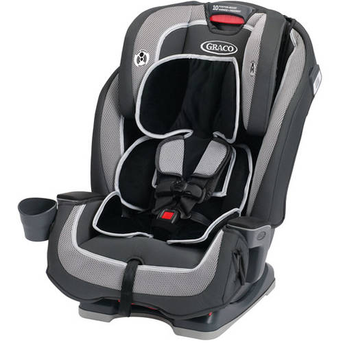 Graco Milestone All-in-One Car Seat, Kline