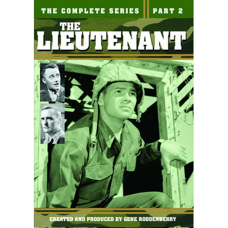 The Lieutenant: The Complete Series Part 2 (DVD)