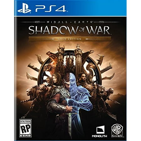 Middle-Earth: Shadow of War - Gold Edition for PlayStation (Gameboy Advance Sp Pikachu Edition For Sale)