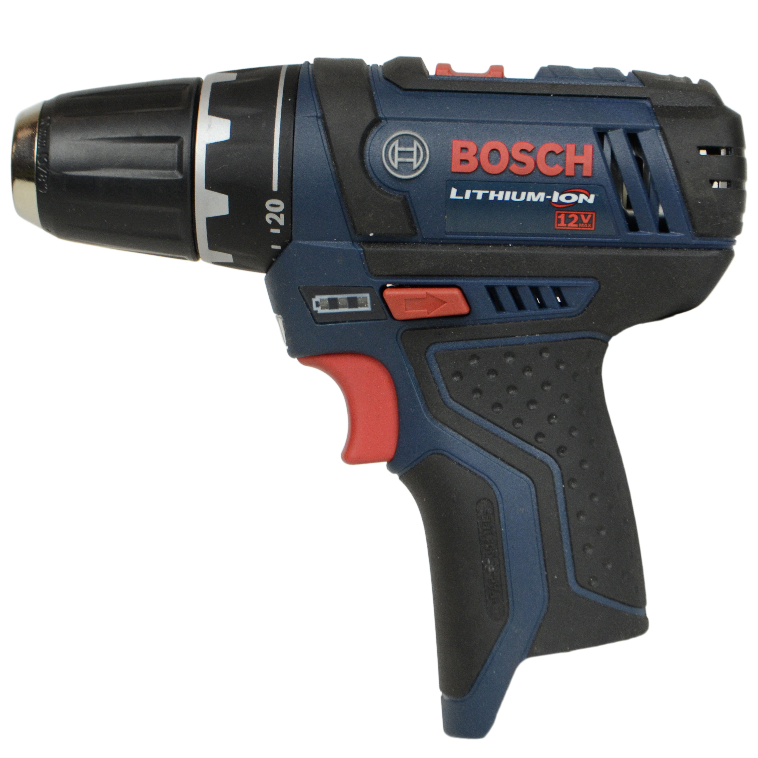 "Bosch Tools PS31 12V 3/8"" Compact Cordless Lithium-Ion Drill/Driver, Tool Only"