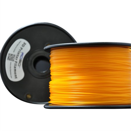 RoBo 3D 1.75mm PLA Filament 2.2 lbs. Tiger Orange PLAORANGE