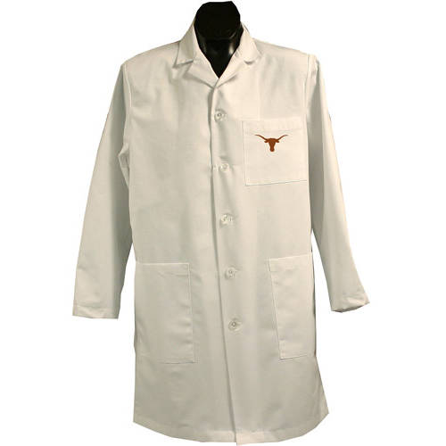 NCAA Big 12 - Long White Labcoat