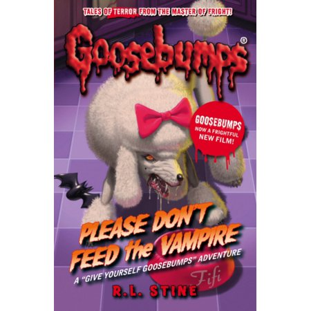 Please Don't Feed the Vampire! (Goosebumps) (Paperback) - Goosebumps 2000 Headless Halloween