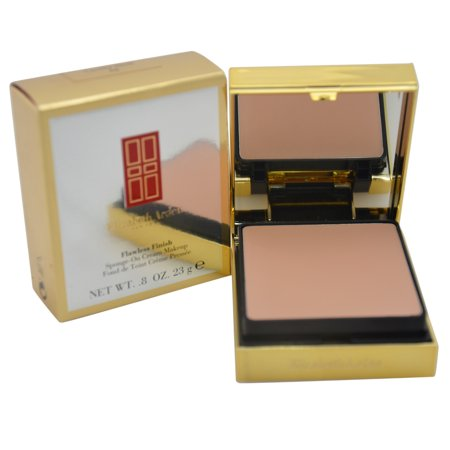 Flawless Finish Sponge-On Cream Makeup - # 54 Vanilla Shell by Elizabeth Arden for Women - 0.8 oz Fo (Grey Cream Makeup)