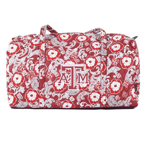 K-Sports Texas A&M Large Duffle Bag
