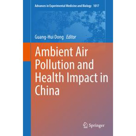 Air China (Ambient Air Pollution and Health Impact in China - eBook )