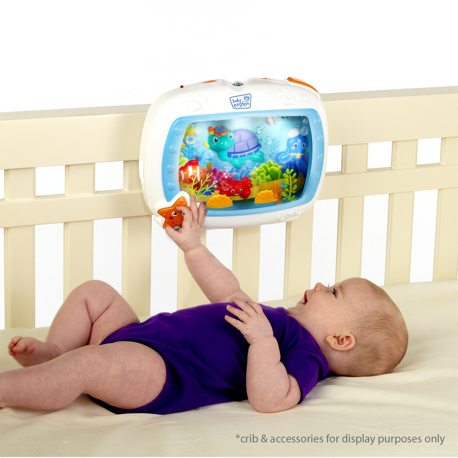 Baby Einstein Sea Dreams Soother Walmart
