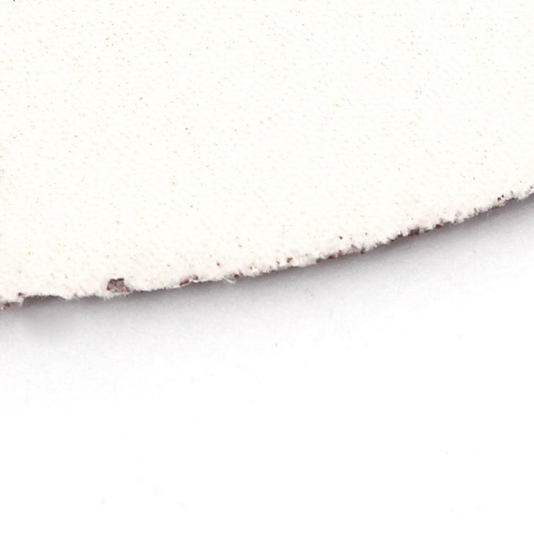 """8"""" Diamètre ronde polissage pon age abrasifs feuille papier verre grain 40 Disque 10 pc - image 1 de 3"""