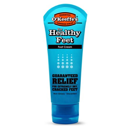 Okeeffes For Healthy Feet Foot Cream  3 0 Oz